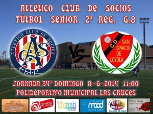 Atlético Club de Socios  3