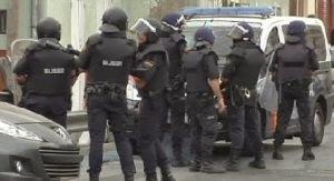 Cuatro ultras nazi-fascistas han sido detenidas este miércoles en Xixón